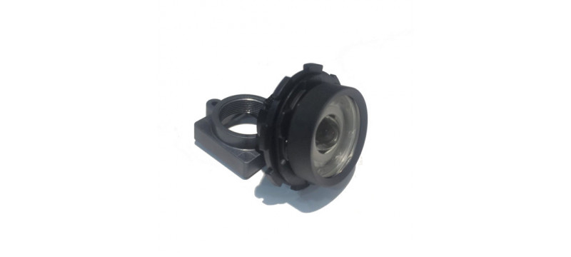 """FOV120° Low Distortion Wide Angle Camera Lens M12 for 1/3"""" 4MP  CL12S3P2V120"""