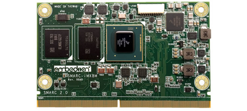 SMARC-iMX8M System on Module