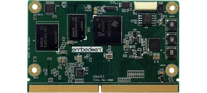 SMARC-T335X Computer on Module